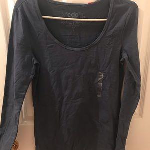 Esprit long sleeve shirt size large